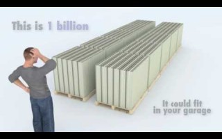 1 Trillion Dollars 3D Animation