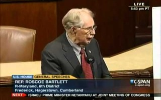 Roscoe Bartlett (Republican) US House Speech May 2011
