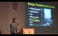 Peak Oil & The Party's Over – Richard Heinberg Talk