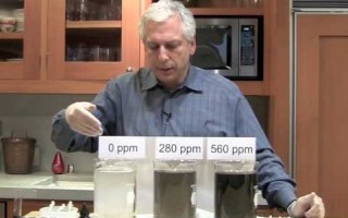 CO2 Ink Demonstration